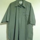 コロンビア シャツ七分袖 Lサイズ