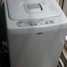 【中古】洗濯機あげます