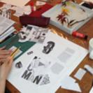 グラフィックデザイナーになるための創作講座