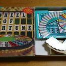 Wheel of Fortune ゲームボード(未使用)