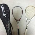 ソフトテニスラケット