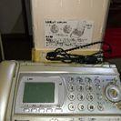 Panasonicファックス機能付き電話コミスタ