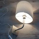 IKEA ウォールランプ LED電球付き