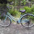 中古自転車です。