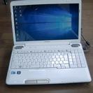 ノートパソコン TOSHIBA dynabook TX/66LWHYD