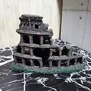 【取引中】アクアリウム オブジェ 水槽装飾 インテリア ①