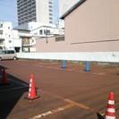 上越市高田駅前通り近く 本町商店街近くの月極駐車場