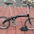 DAHON Mu P8 折りたたみ自転車