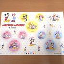 札幌 引き取り 切手 ミッキーマウス&フレンド 未使用 切手シート...