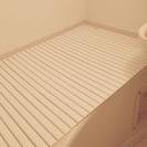 お風呂のフタ ホワイト 70×110cm