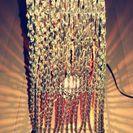ランプシェードと照明