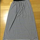 マキシ丈スカート オンザカウチ