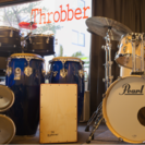 Throbber drums & percussion shcool