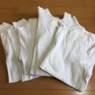タイムセール♥️白ポロシャツM4枚・♥️