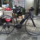 新発売!!ヤマハ電動自転車 YPJ-C ブラック PW70CM