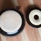 [最終値下げ] MUJI(無印良品)土釜おこげ1.5合炊き - 横浜市