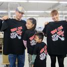 親子オリジナルTシャツ教室2016 高松教室(2回目)