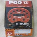 LINE6 アンプシュミレーター POD VER2.0 [中古品...