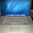 値下げ!MacBookPro 17インチ ちょっと難あり