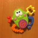 フィッシャープライス カエルおもちゃ
