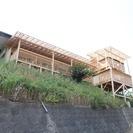 内灘西荒屋に展望のよいウッドデッキ付き一戸建てあります!