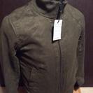 ★値下げ中☆新品 タグ付き ジャケット オリーブ - 服/ファッション