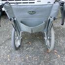 松永製作所 軽量 自走式車いす エアリアル MW-SL2D