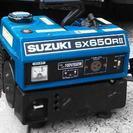 ♪発電機 50Hz・東日本用、スズキ・SX650RⅡ 整備済、一...