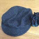 帽子(黒色)