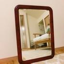 カリモク 鏡