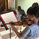 ヴァイオリン、フルート、ピアノレッスン