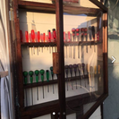 DIY  ドライバーストッカー  壁収納  工具ストッカー