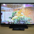 32型液晶テレビを24,000円でお譲りします!!【SHARP シ...