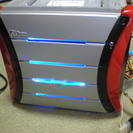PCケース AOpen G325 RED
