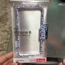 iPhone6携帯カバー 花柄