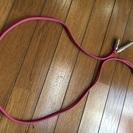 オーディオからアンプに繋げる配線
