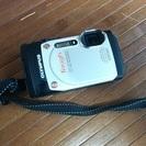 取引中 デジカメセット olympus tough tg-860...