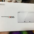 ニンテンドー3DS ピュアホワイト 新品