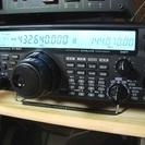 HF 144 430トランシーバFT-847M 50W機