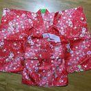 【売ります】3歳女の子 七五三着物