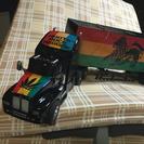 トレーラーのラジコン