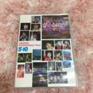 嵐5×10 anniversary Touy DVD(*^^*)