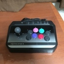 【未使用新品】FIGHTING STICK3(HORI製)PS3用