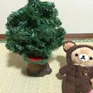 小さなツリー - 中新川郡