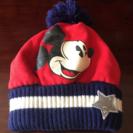 Mickeyニット帽☆