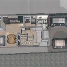 若松区本町2丁目 オール電化新築4LDK+屋根裏収納