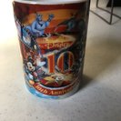 ディズニーストア  10周年  カップ