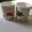 コージーコーナー  ペアマグカップ