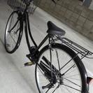 中古自転車ブラック引き取りに来てくださる方に - 売ります・あげます