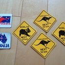 ★オーストラリアらしいマグネットたち計6枚★